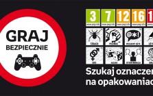 """Najnowsze działania w ramach kampanii """"Graj Bezpiecznie"""""""