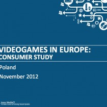 VIDEOGAMES IN EUROPE: CONSUMER STUDY