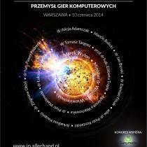 SPIDOR patronem II Polskiego Kongresu Prawa Własności Intelektualnej 2014 – Przemysł gier komputerowych