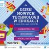 SPIDOR partnerem Dnia Nowych Technologii w Edukacji