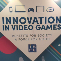 Innovation in video games. Benefits for society. Force for good.