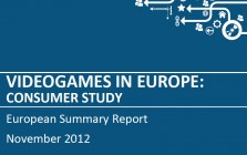 VIDEOGAMES IN EUROPE 2012